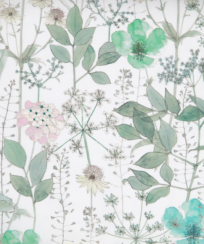 Irma B Tana Lawn, Liberty Art Fabrics. Shop more from the Liberty Art Fabrics collection online at Liberty.co.uk