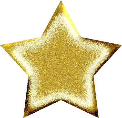 star gold png clipart by clipartcotttage on deviantart stars rh pinterest com gold star clip art free gold star clipart free