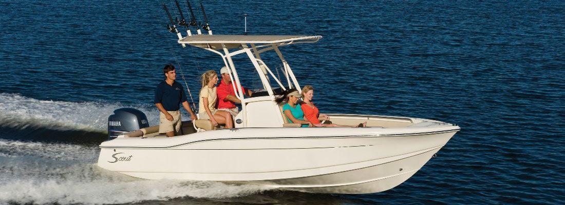 210 Xsf Center Console Fishing Boats Sport Fishing Scout Center Console Fishing Boats Boat Sailing Yacht