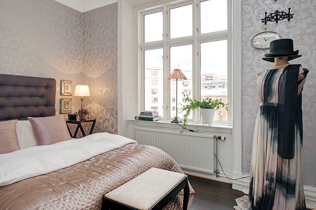12 skandinavische Schlafzimmer Interior Designs mit herausragenden