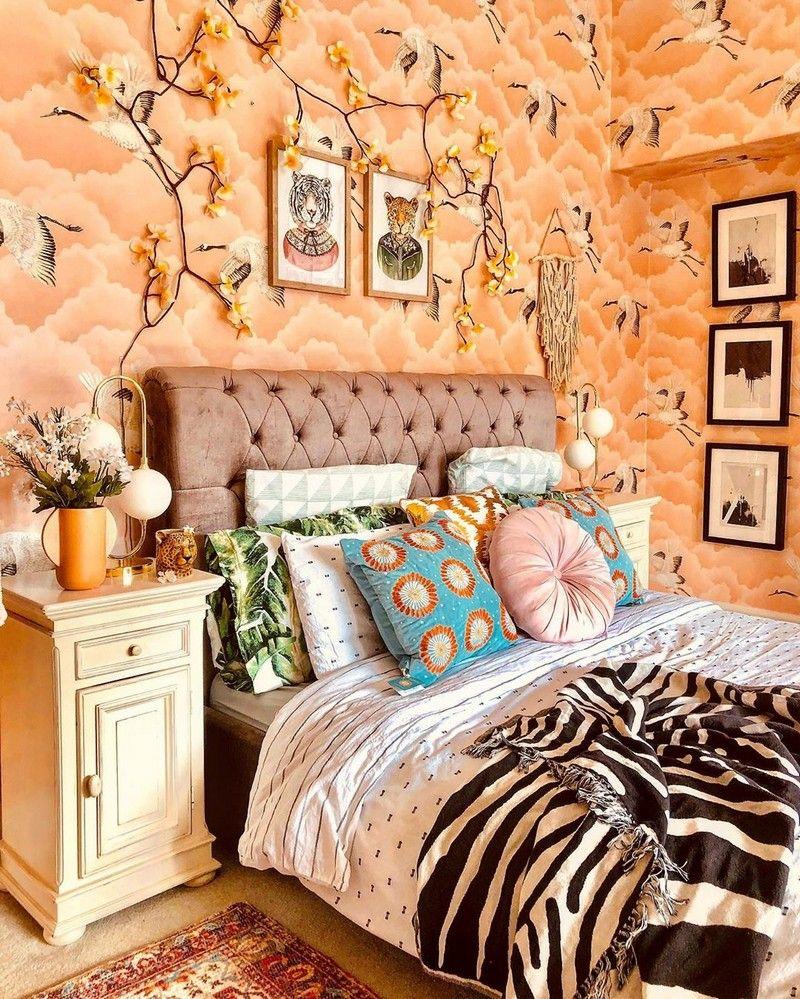 Boho Style Ideas for Bedroom Decors | Vintage boho bedroom ...