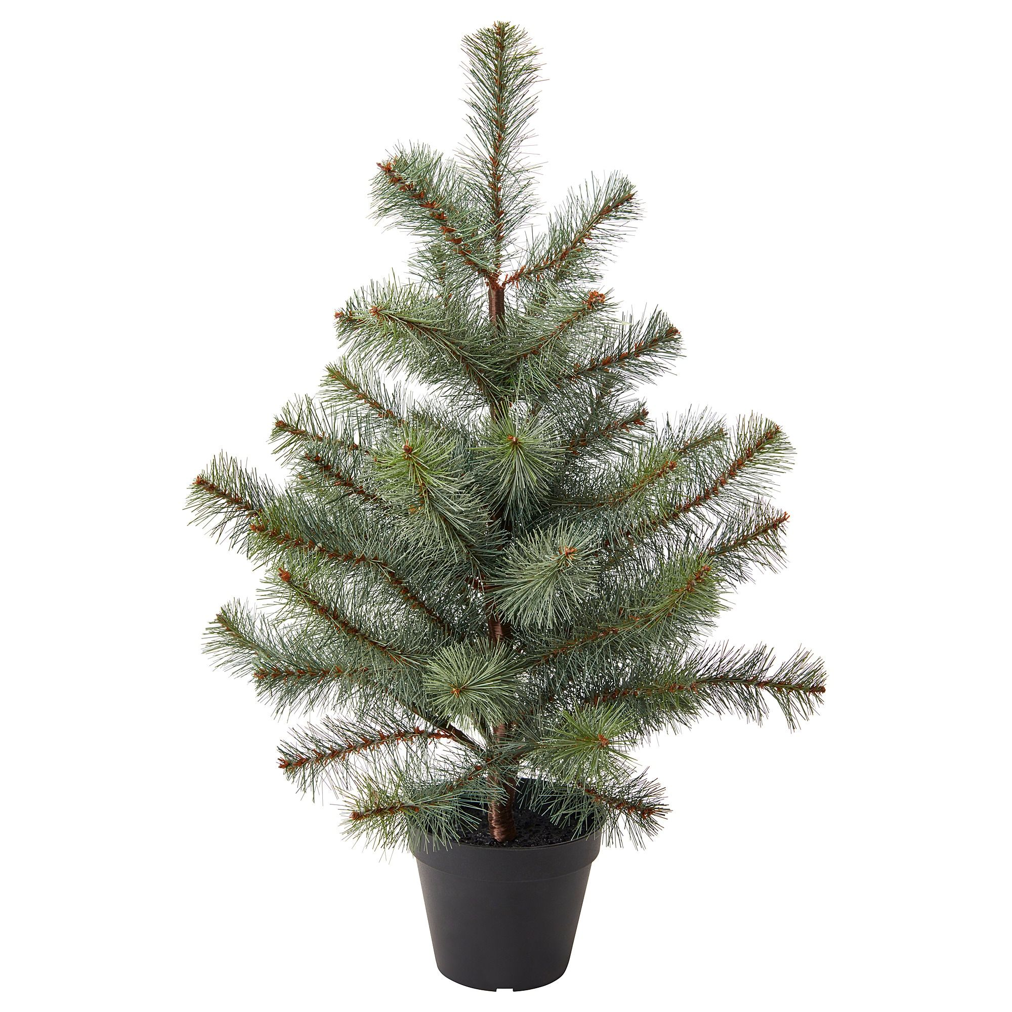 Christmas Tree Artificial Potted