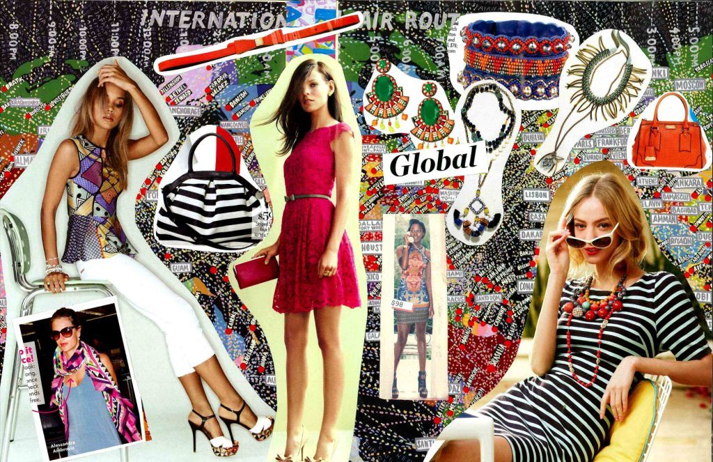 Makeup/Fashion Mood Board by skoemil | Redbubble
