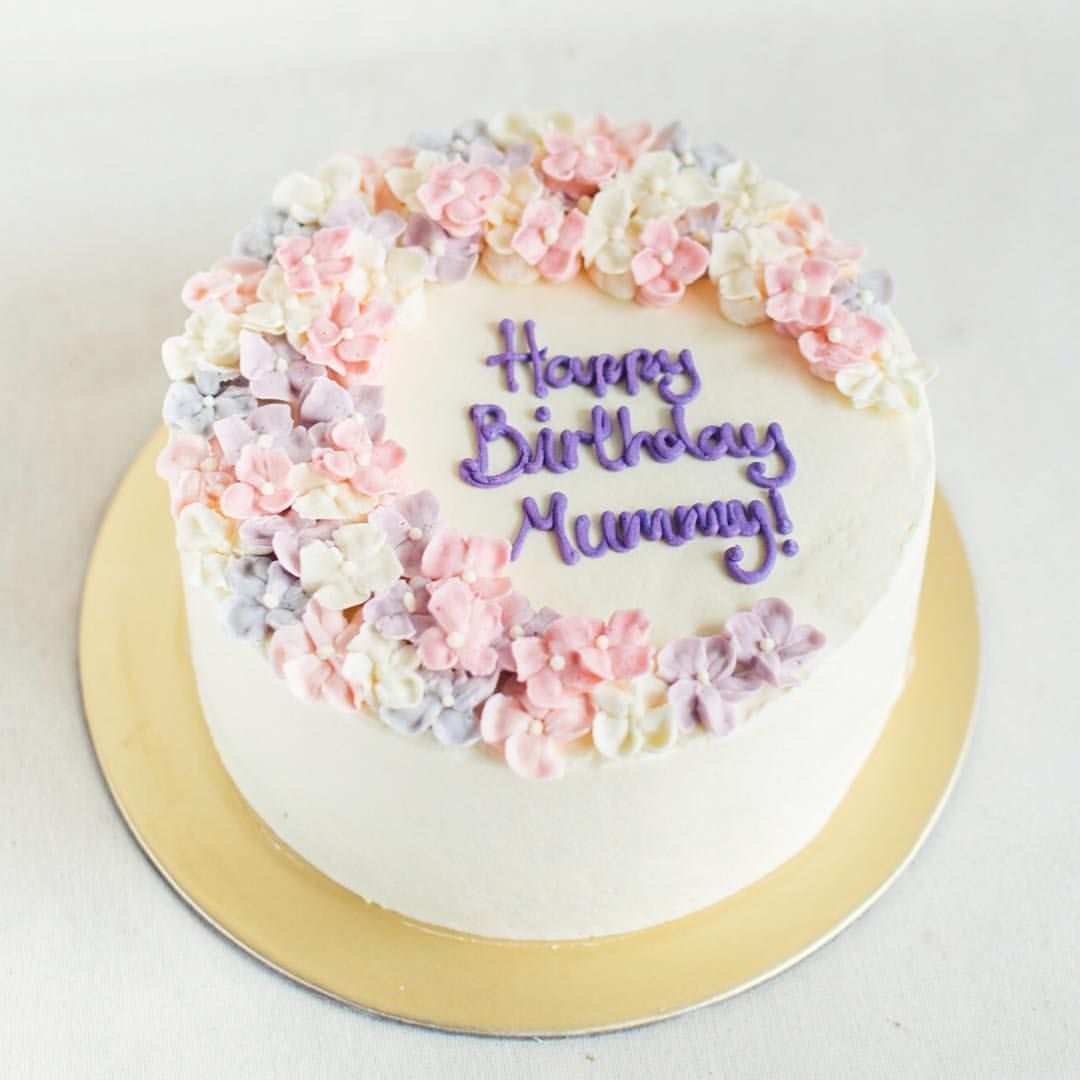 Pin By Edith Patisserie On Floral Buttercream Cakes With Images