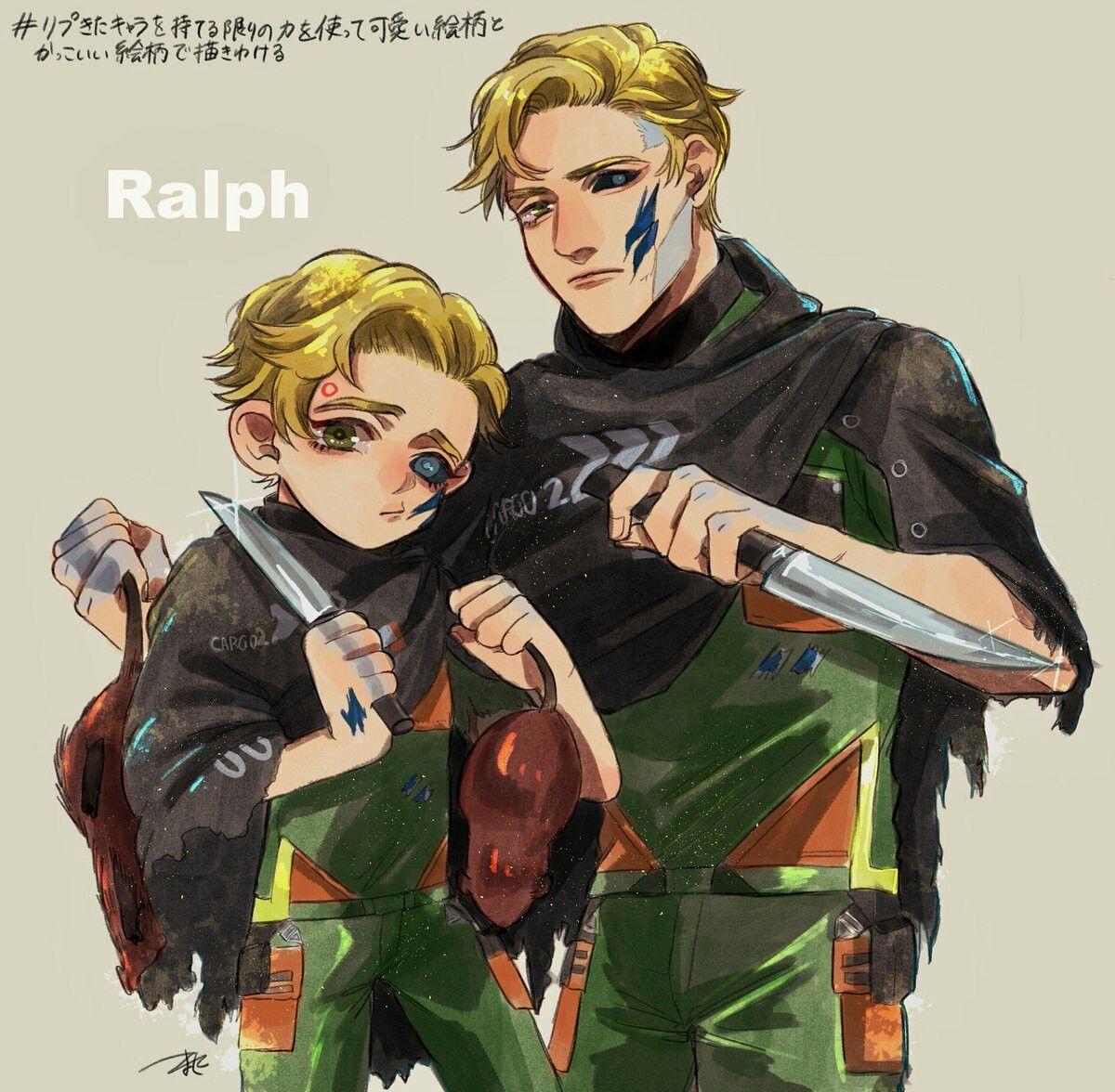 Dbh Fan Time Ralph Wattpad