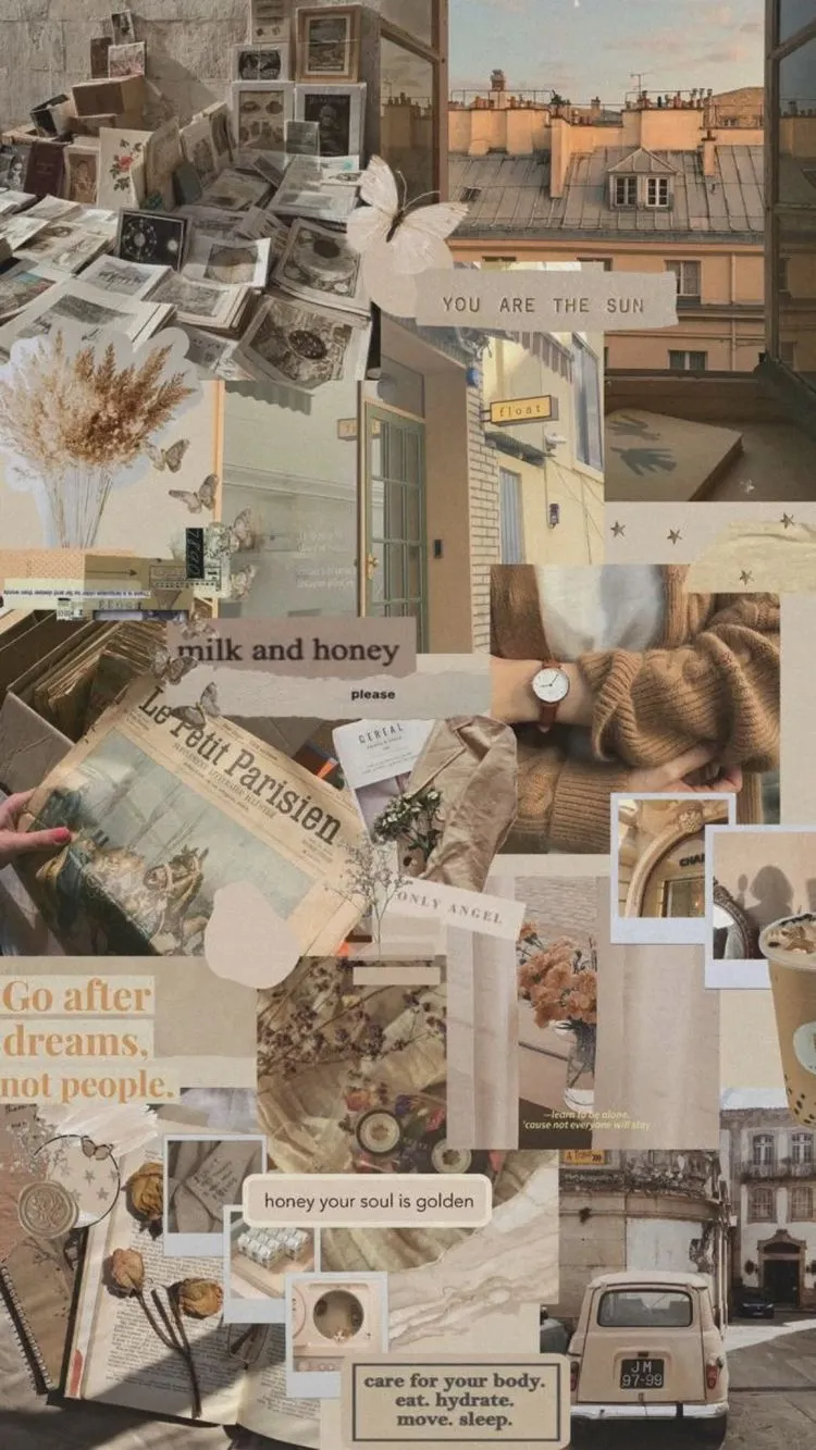 Freebies: 50+ Aesthetic & Minimal Wallpapers