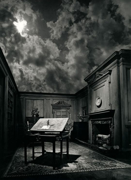 The masterful composite photographs of jerry uelsmann his technique predates has remained untouched by technology photo shop and digital art
