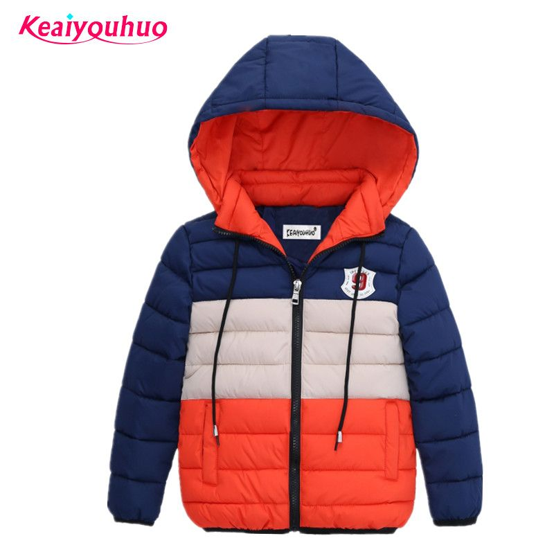 cd0bbd2b9 Fashion Baby Boys Jackets 2017 Autumn Winter Jacket For Boys Jacket ...