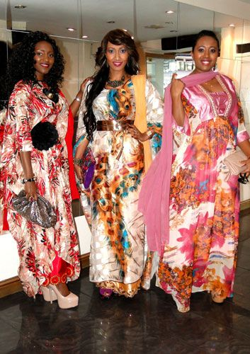 Somali Traditional Dress & Attires | Picture Gallery - Page 4 ...