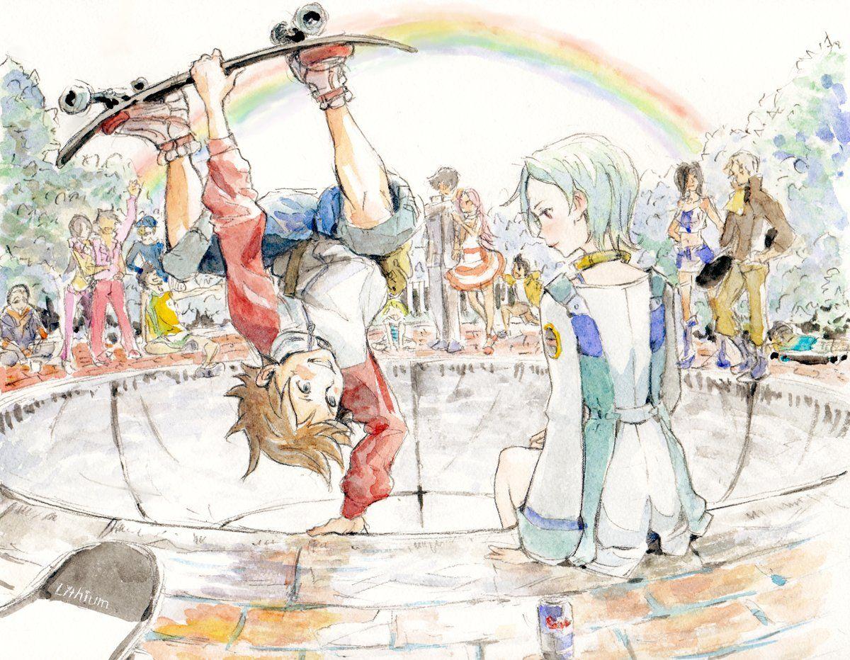 Anime Game Illustration おしゃれまとめの人気アイデア Pinterest