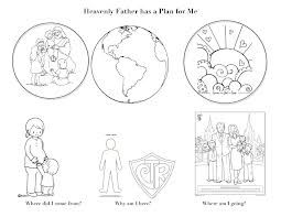 plan of salvation coloring page google search
