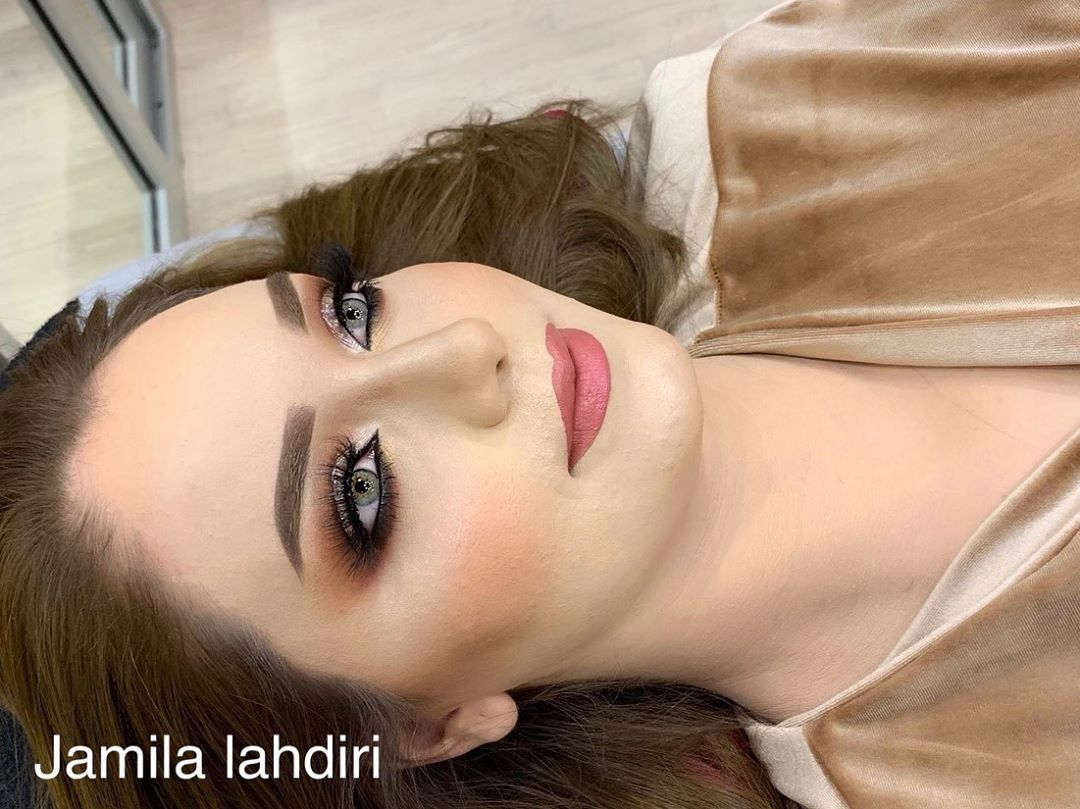 Alf Mabrouk Makeupartist Makeup Bride Bridal Weddin Weddingmakeup Weddingdress Robedemariee Mariage Tunisie Wedding Wedd Nose Ring Jewelry Fashion