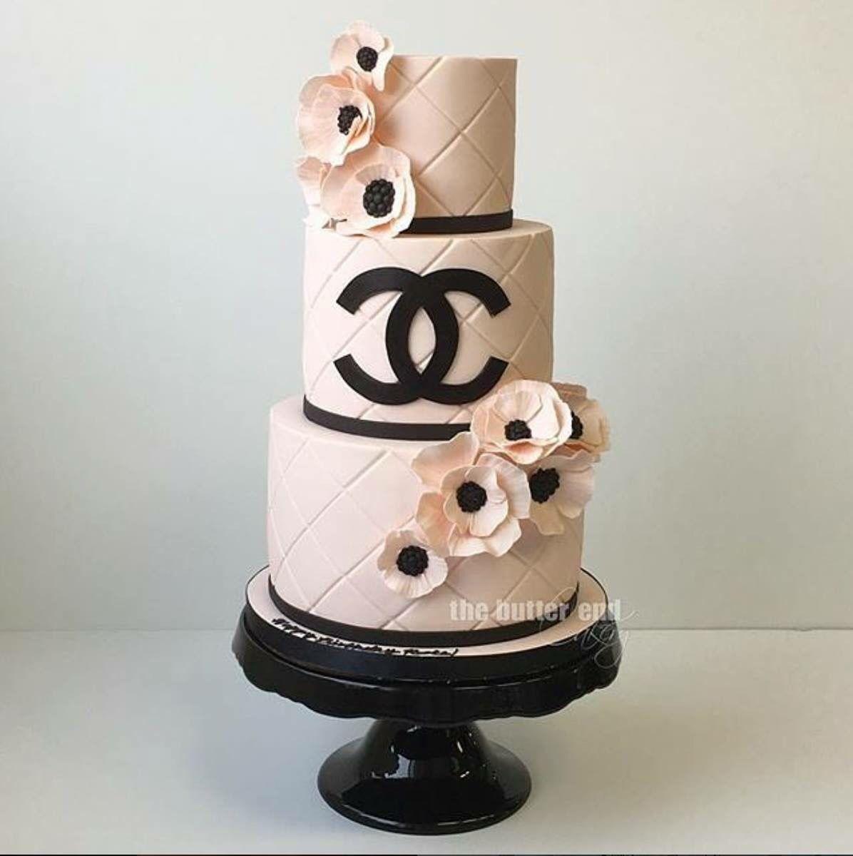 Chanel Cake Designs: Chanel Cake, Cake
