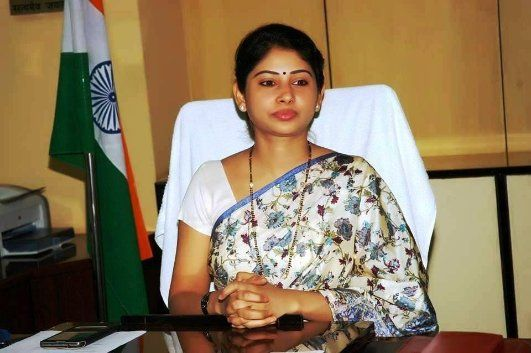 The Country S First Lady Ias Officer To Be Appointed To Chief