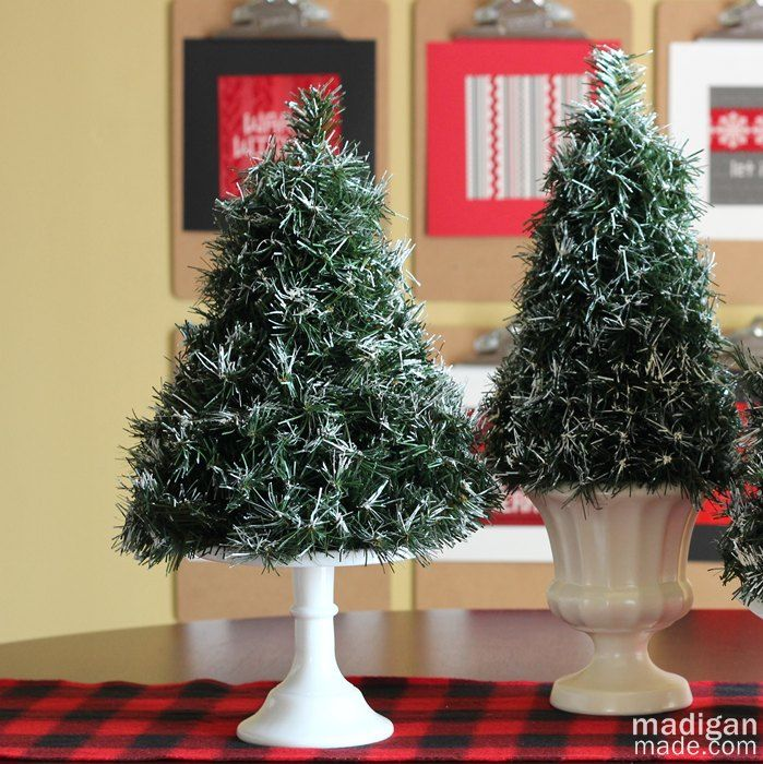 Perfect Madigan Made { Simple DIY Ideas }: Elegant Holiday Decor Ideas Home Design Ideas