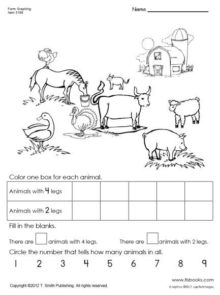 snapshot image of farm animal graphing worksheet letter f pinterest graphing worksheets. Black Bedroom Furniture Sets. Home Design Ideas