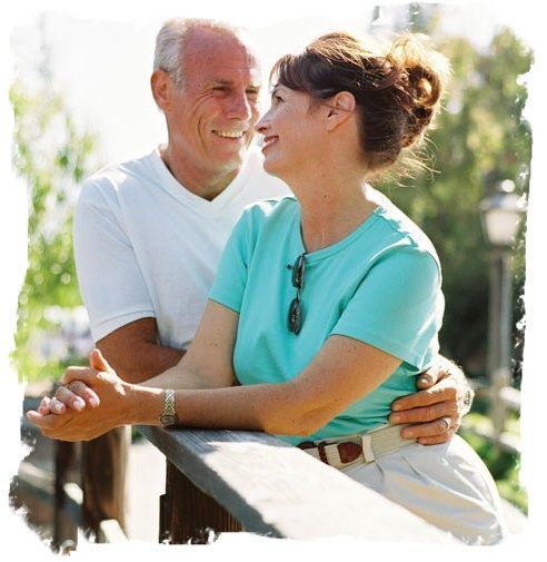 Senior adult dating site