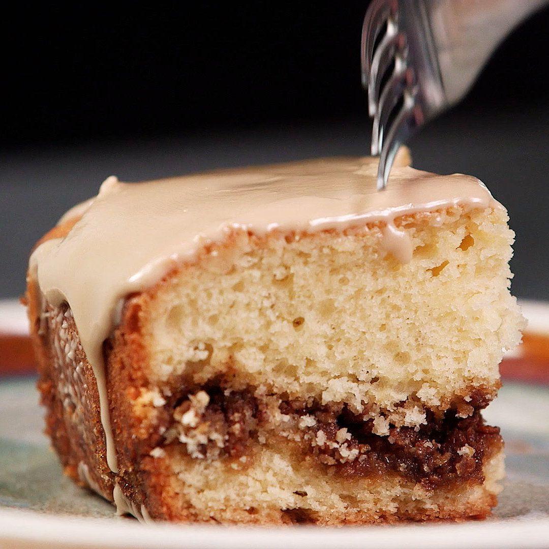 How To Make Breakfast Coffee Cake Comfort Food Recipes Comida