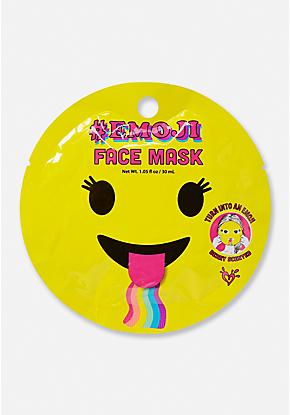 Rainbow Emoji Face Mask Bath And Body Beauty Kids Barbie Doll Set
