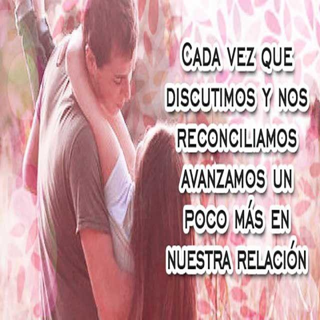 Imagenes Con Frases De Reconciliación Frases De Peleas