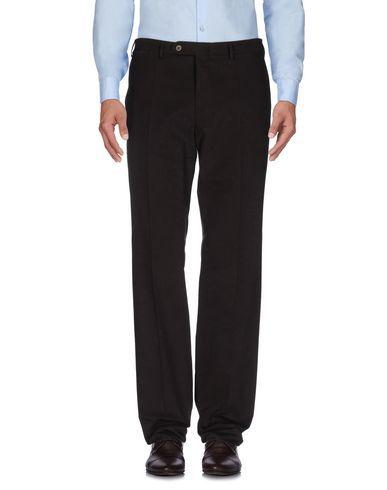 CANALI Men's Casual pants Dark brown 34 waist