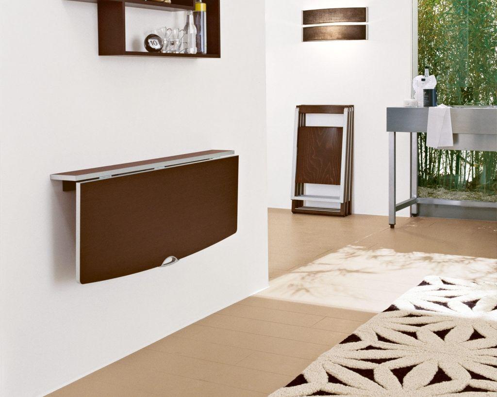 Klappbarer Schreibtisch Wand 2021