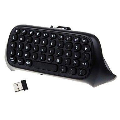 $19.66 (Buy here: https://alitems.com/g/1e8d114494ebda23ff8b16525dc3e8/?i=5&ulp=https%3A%2F%2Fwww.aliexpress.com%2Fitem%2F2-4G-Mini-Wireless-Chatpad-Keypad-Message-47-Key-Keyboard-for-Microsoft-Xbox-One-Controller%2F32436316529.html ) 2.4G Mini Wireless Chatpad Keypad Message 47-Key Keyboard for Microsoft Xbox One Controller for just $19.66