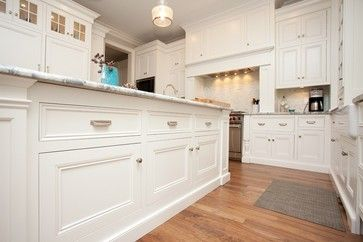 Cabinet Toe Kick Style Flush Cabinet Doors Drawers Top Of Upper