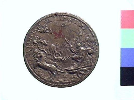 Medaglia in bronzo di Pietro Paolo Galeotti | Collezioni online | Museo Civico Archeologico di Bologna | Iperbole