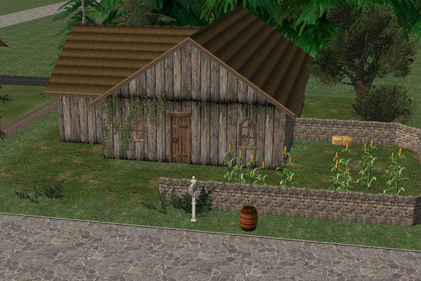 3 Farms Around Whiterun (Skyrim)