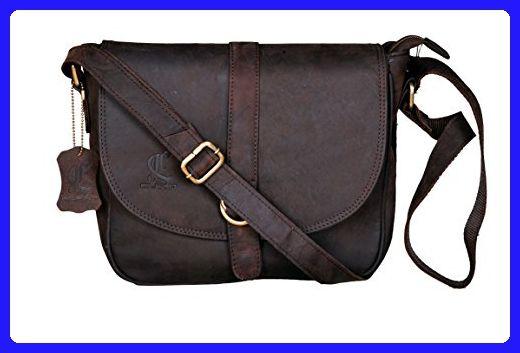 e85844c2d66 Cuero Leather Women s Shoulder Sling Bag Brown 10