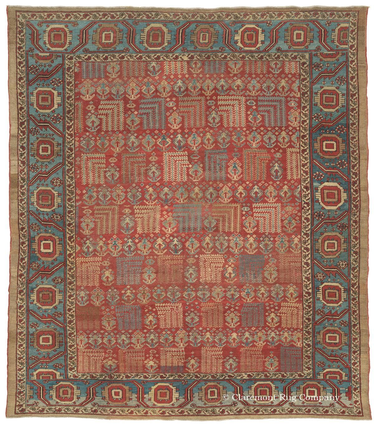 "Antique Oriental Rugs Com: New Addition To The Bostonian Collection: Bakshaish ""Tree"