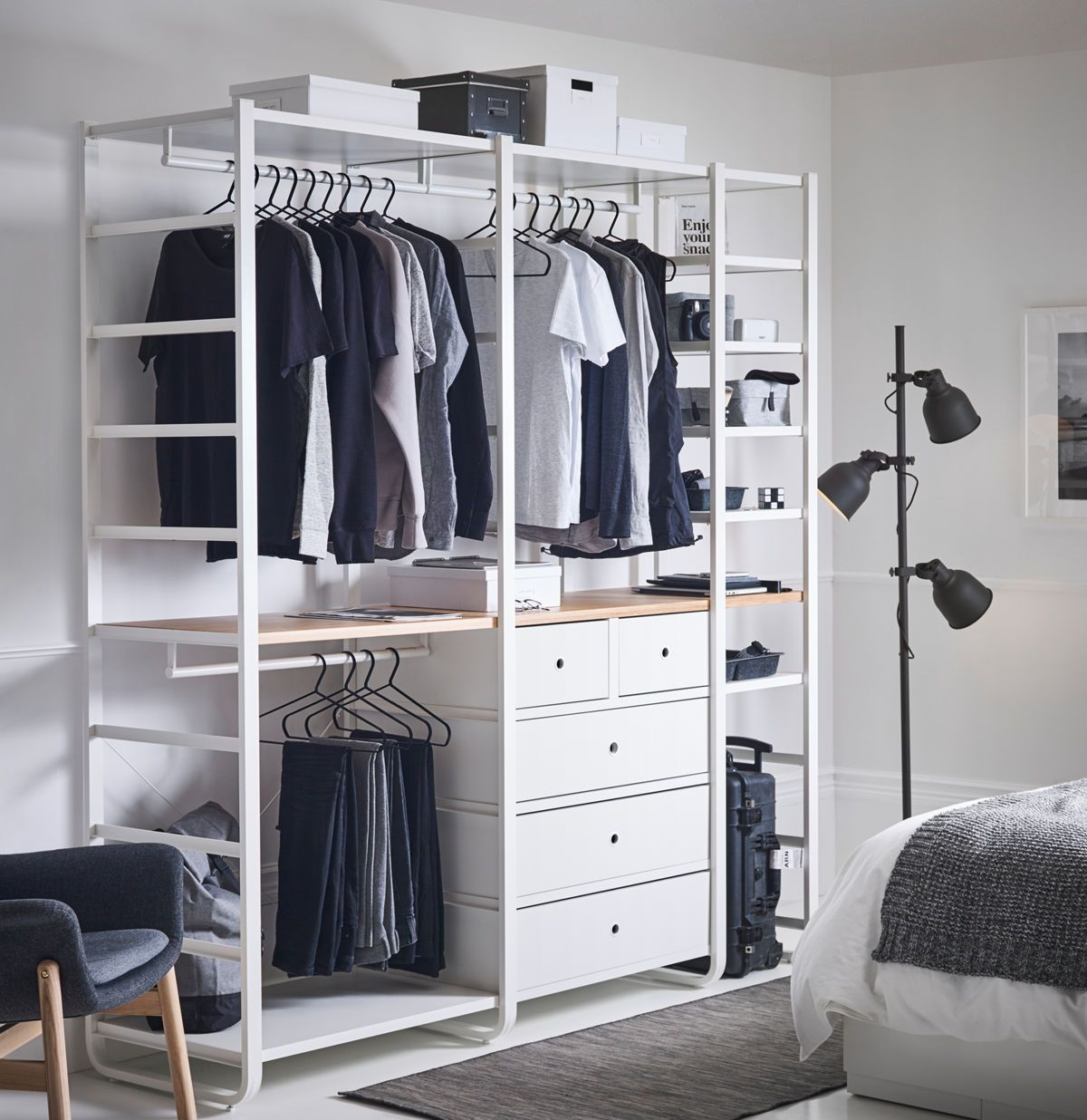 Armadi Ikea 2018 brochure guardaroba 2018 | disegni armadio