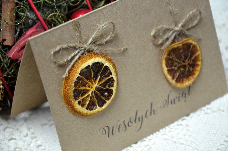 Biznesowe Kartki Swiateczne Eco Ekologiczne Fv 7019023299 Oficjalne Archiwum Allegro Christmas Crafts Decorations Christmas Ornaments Homemade Xmas Cards