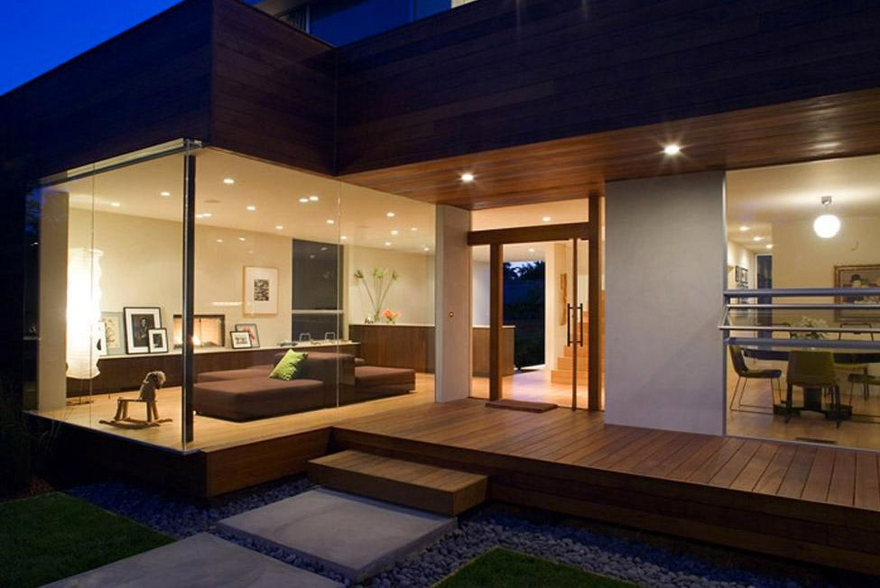 House Design To Get Full Advantage Of South Climate With Indoor Outdoor  Areas | DigsDigs