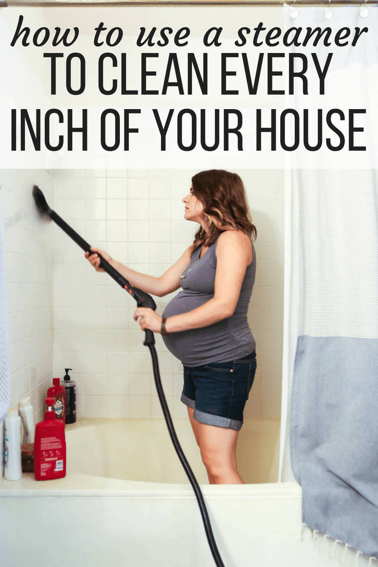 How To Use A Steamer To Clean Just About Anything In Your House 15 Great Ideas For Unique Ways To Use Your Cleaning Hacks House Cleaning Tips Spring Cleaning