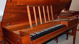 Inspired Ambitions Clavichord