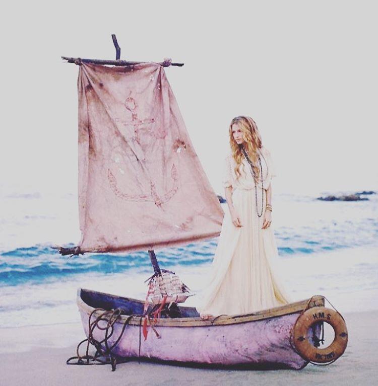 Let your dreams set sail   Koko Blush Production