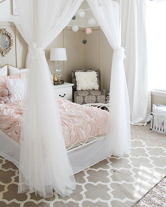 31 Süßeste Bettwäsche Ideen Für Mädchen Schlafzimmer ...