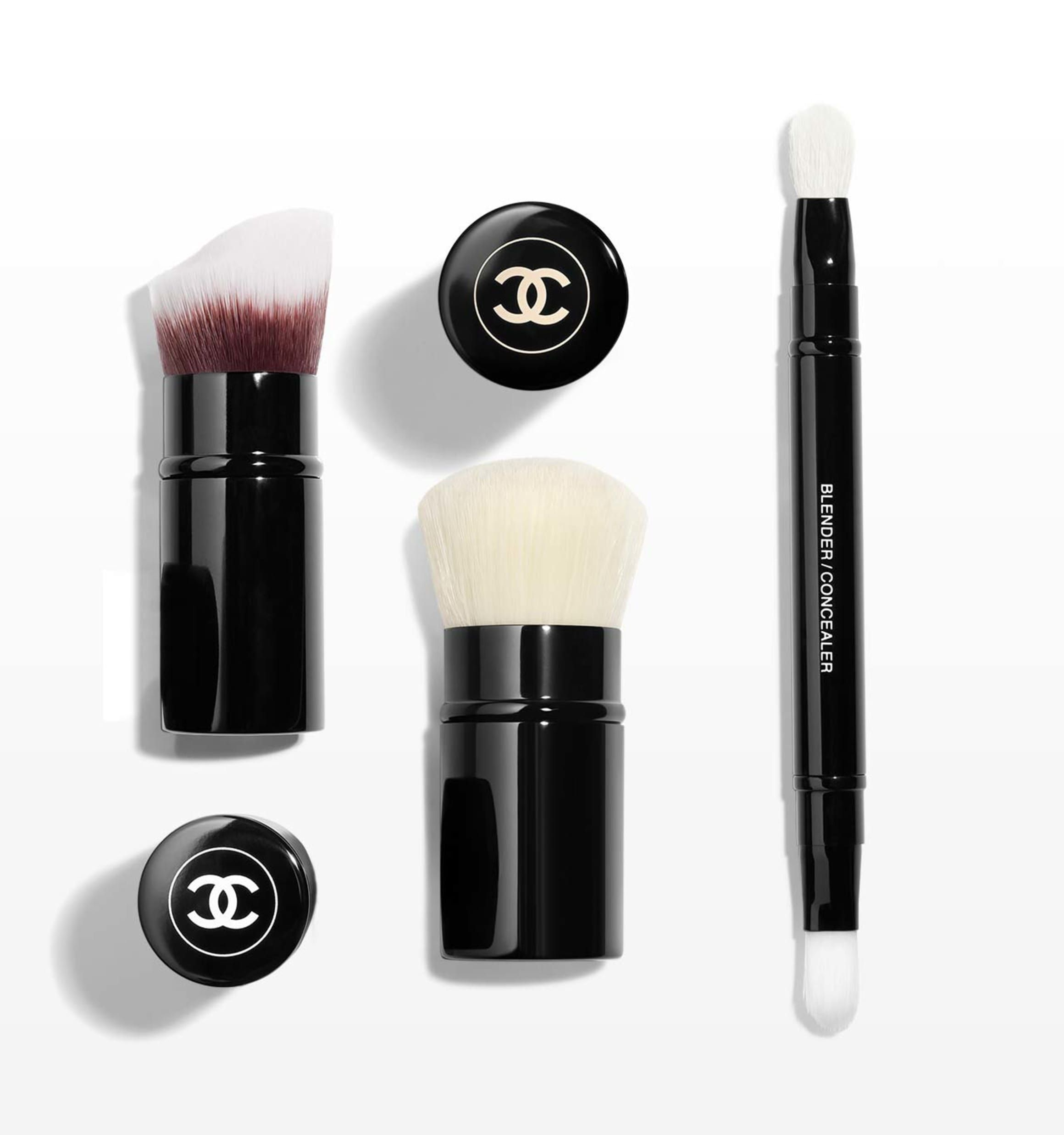 Brushes and Tools Face CHANEL Chanel makeup, Chanel