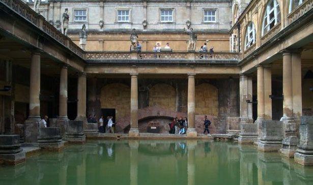 City Of Bath Uk With Images Bath England Roman Baths Bath Uk