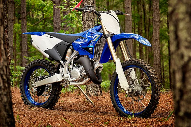All New 2020 Yamaha Yz125x Two Stroke Released Yamaha Dirt Bikes