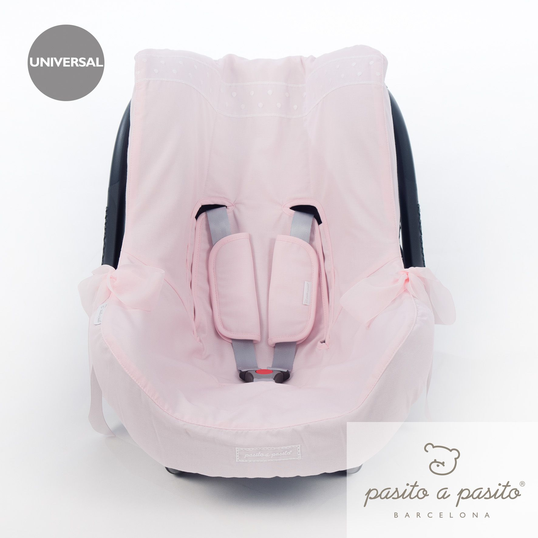 This Beautiful Universal Summer Car Seat Cover From Pasitoapasito Is Perfect To Keep Little Ones Cool And Comfortable During Warmer Months Carseatcover