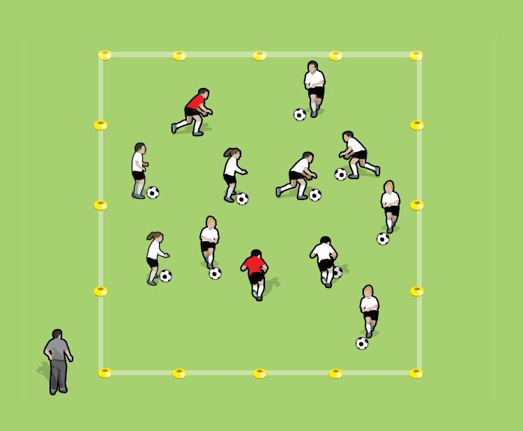 Ghostbusters | Soccer | Soccer drills, Soccer drills for