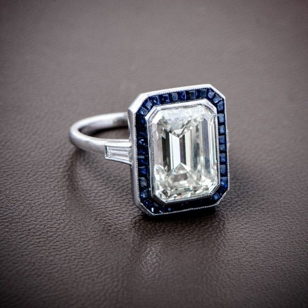 10 Vintage Engagement Ring Styles You Will Love! | Junebug Weddings