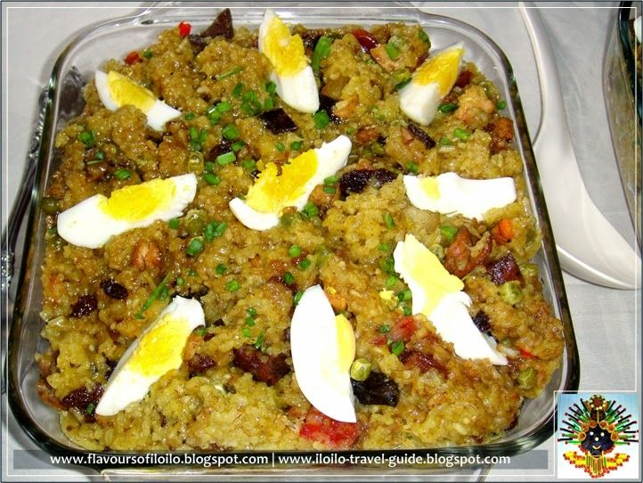 Ilonggos Really Love Valenciana Because Most If Not All Have Grown Accustomed Of Having It In Almost All Occa Valenciana Recipe Recipes Arroz Valenciana Recipe