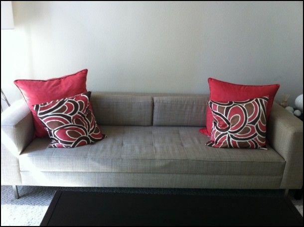 Contemporary Throw Pillows For Sofa