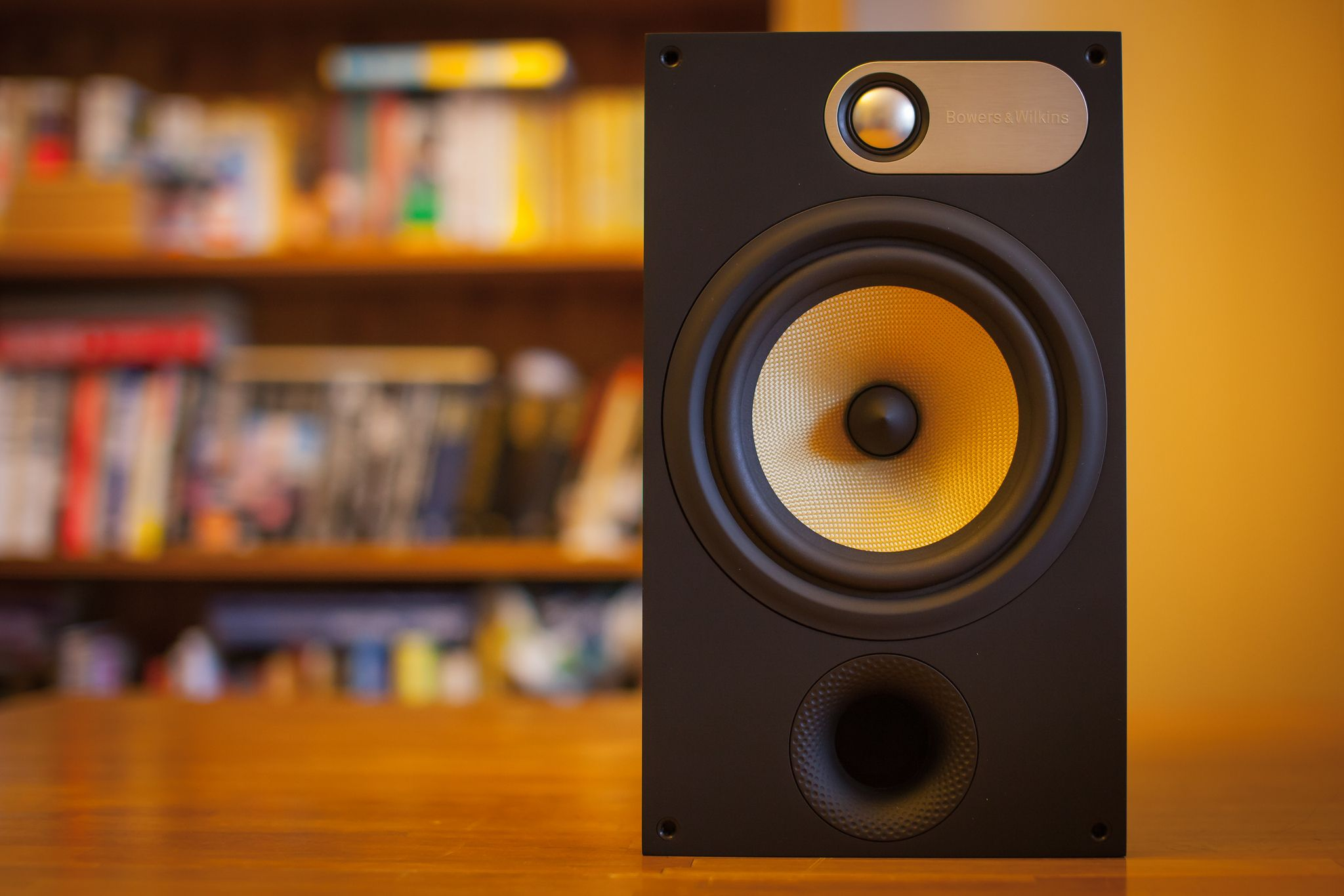 speakers review youtube wilkins bookshelf and watch bowers