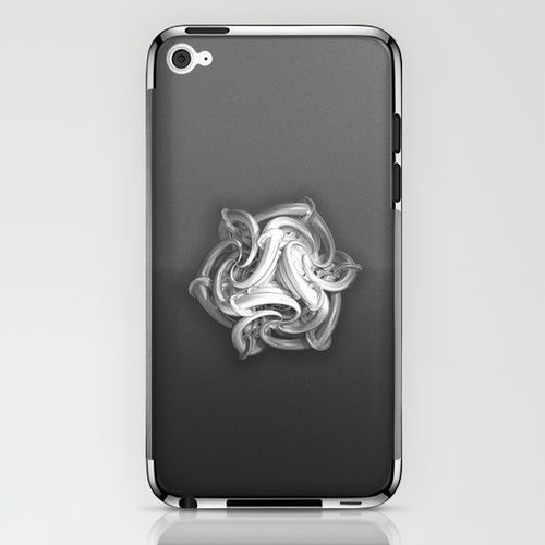Relentless Recurrence iPhone & iPod Skin
