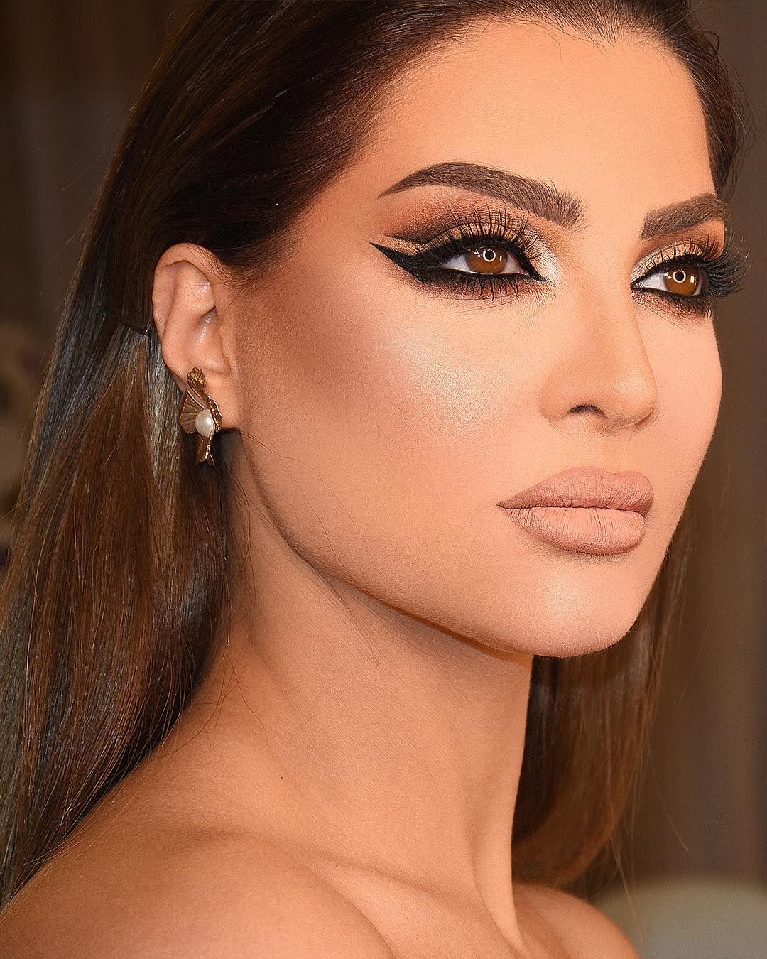 "Talal Morcos / طلال مرقص on Instagram: ""Just a golden cut crease"
